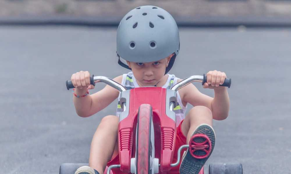 Best Age for a Toddler to Learn to Ride a Tricycle