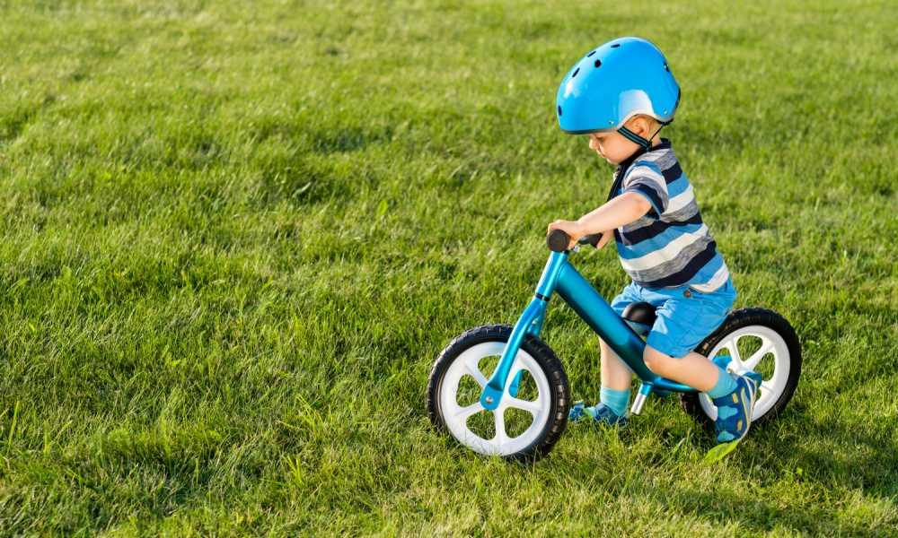 What is the Average Age to Ride a Bike Without Stabilisers?